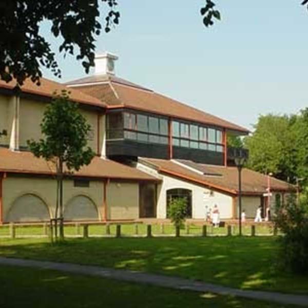 Olympiad Leisure Centre exterior
