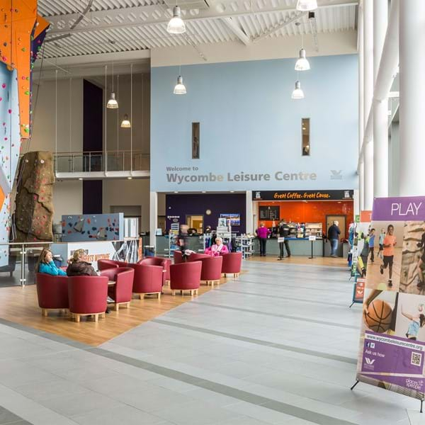 Wycombe Leisure Centre Cafe