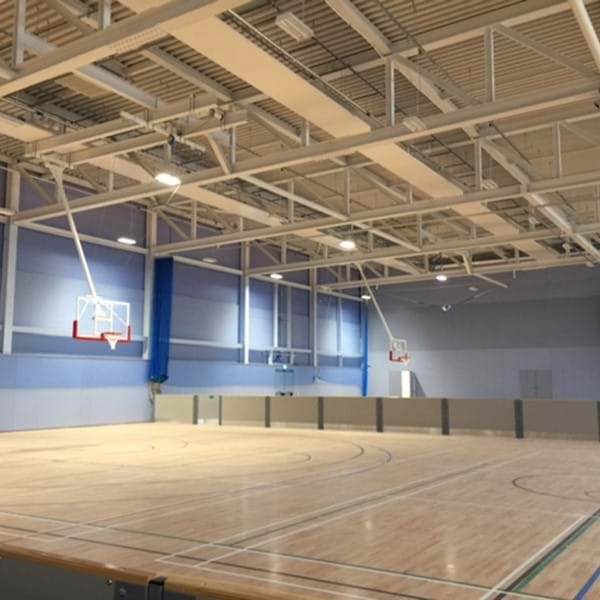 Places Leisure Eastleigh sports hall