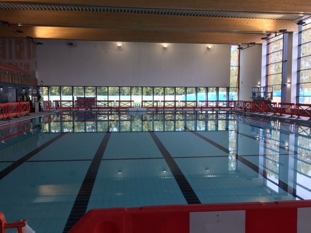 New swimming pool Places Leisure Eastleigh