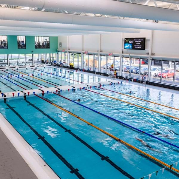 Wycombe Leisure Centre Pool