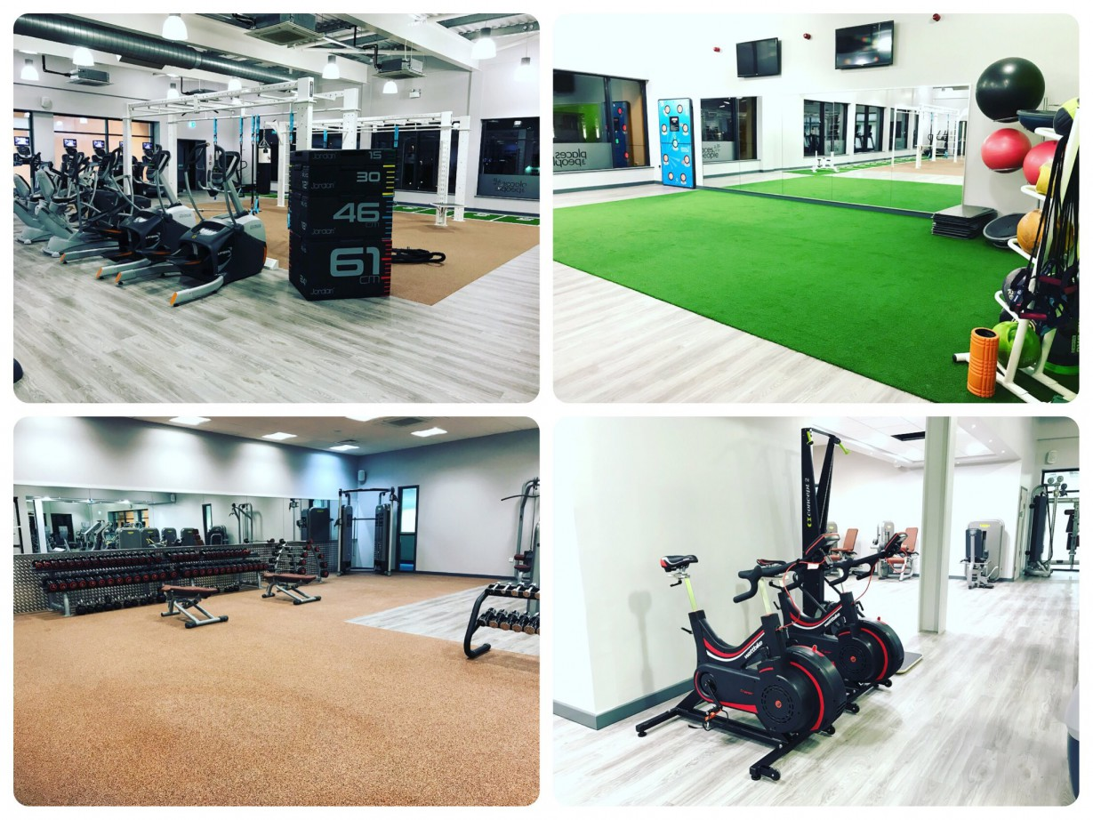 photos of the gym