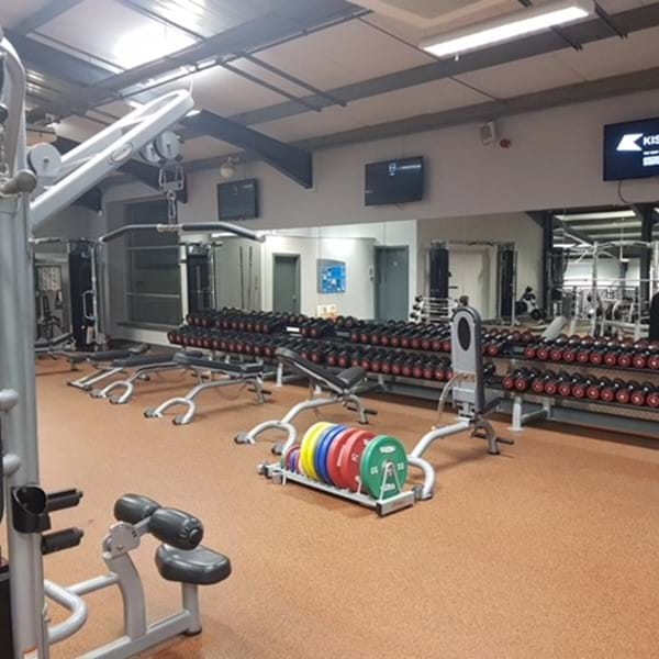 Putney Leisure Centre Gym