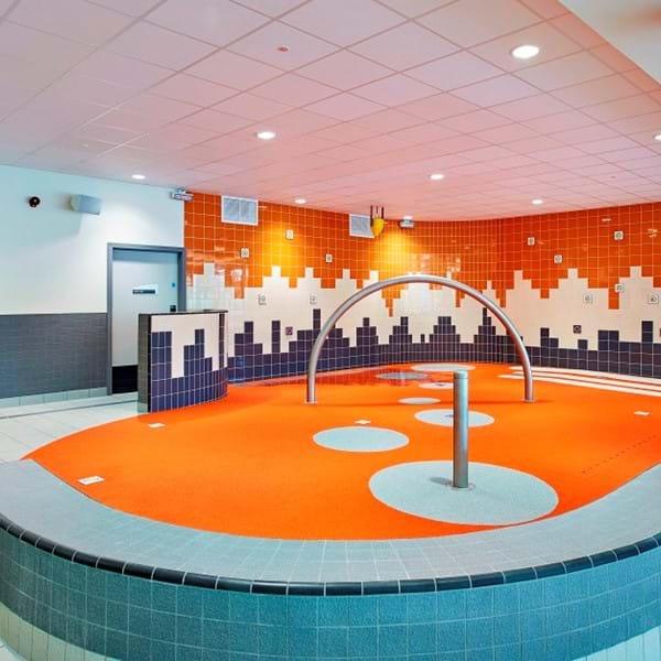 Hinckley Leisure Centre Splashpad