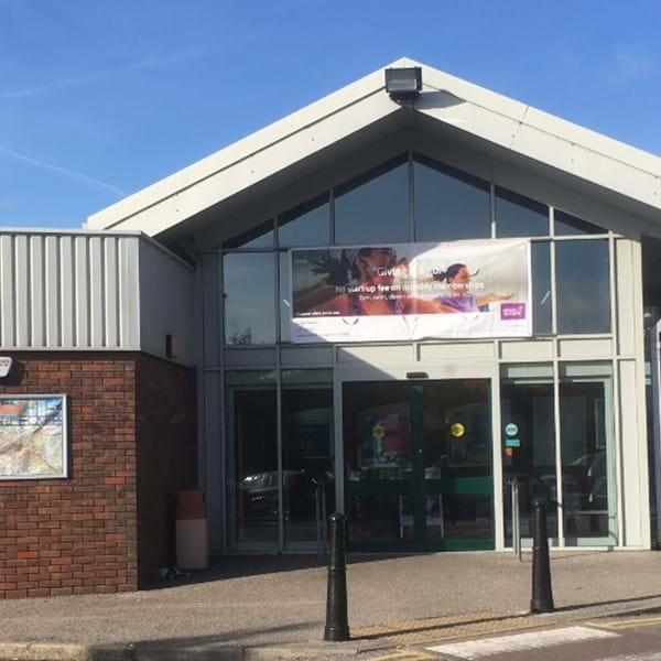 Kings Centre exterior