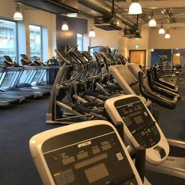 Tooting Leisure Centre Gym