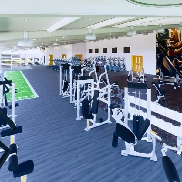 Wolverhampton gym