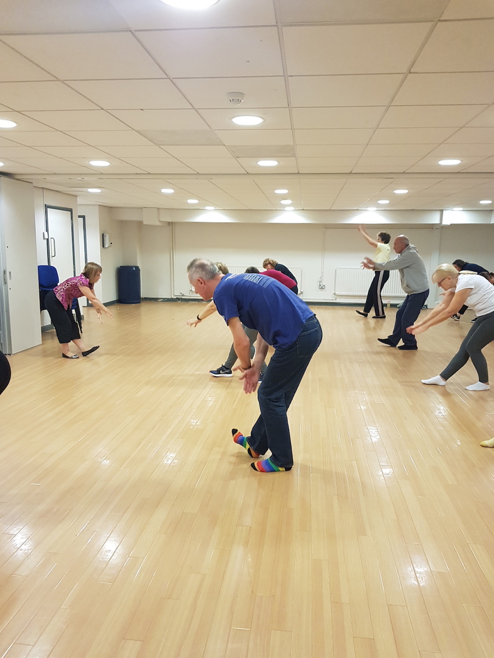 Try Tai Chi at The Olympiad in Chippenham – Places Leisure