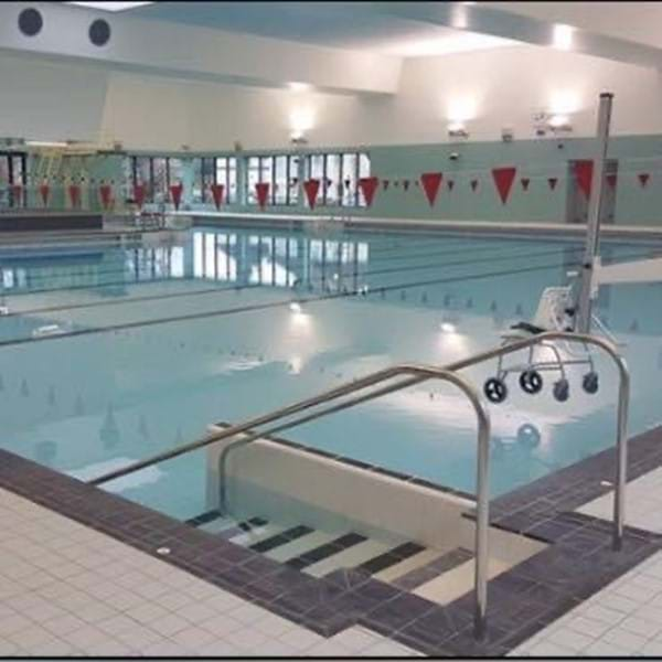 Fairfield Leisure Centre pool