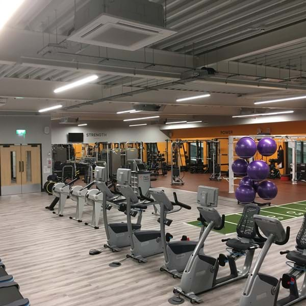 Waltham Abbey Leisure Centre gym