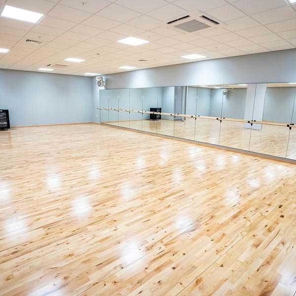 Bulmershe Leisure Centre studio
