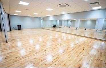Bulmershe Leisure Centre's new gym area