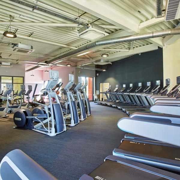 Wyre Forest gym