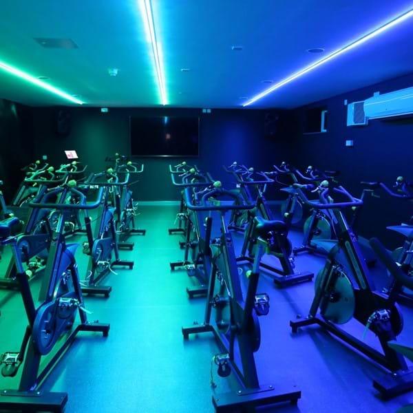 Leiston Leisure Centre Cycling Studio