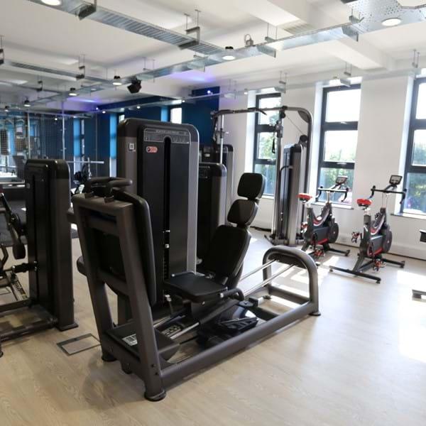 Leiston Leisure Centre Gym