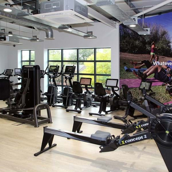 Deben Leisure Centre Gym
