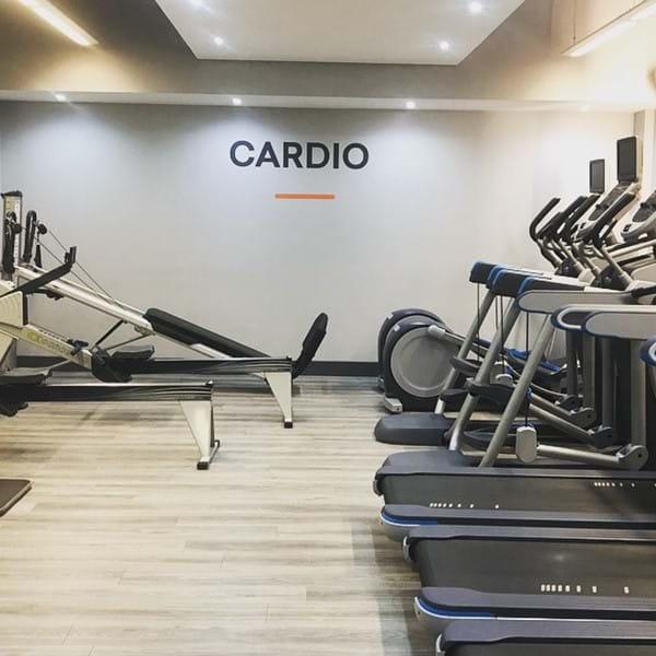 Ongar Leisure Centre Gym