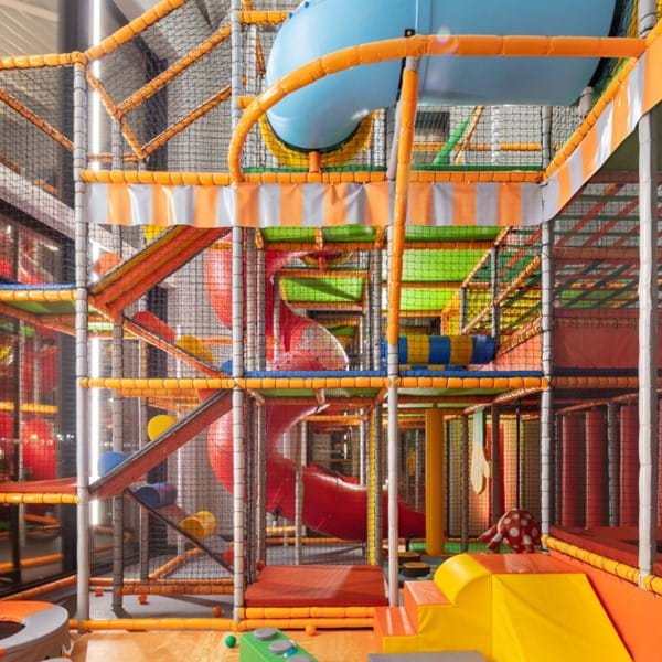 Andover soft play