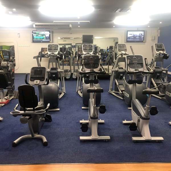 Rewell gym