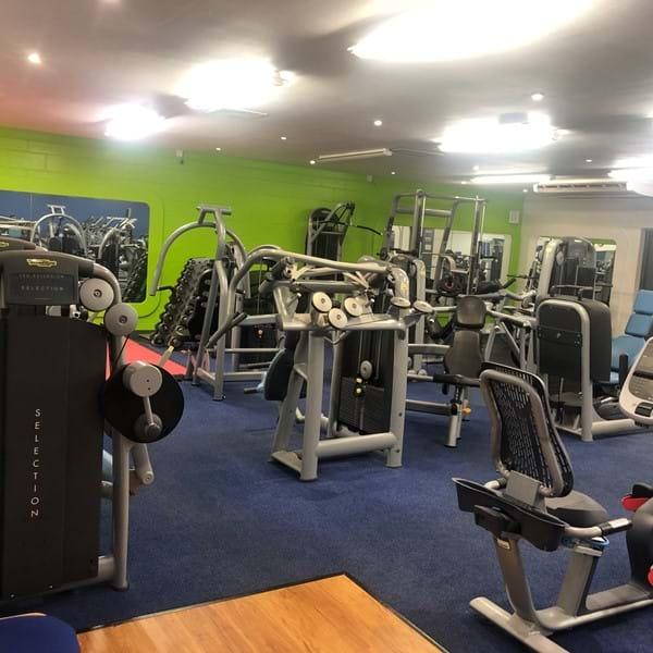 Redwell gym
