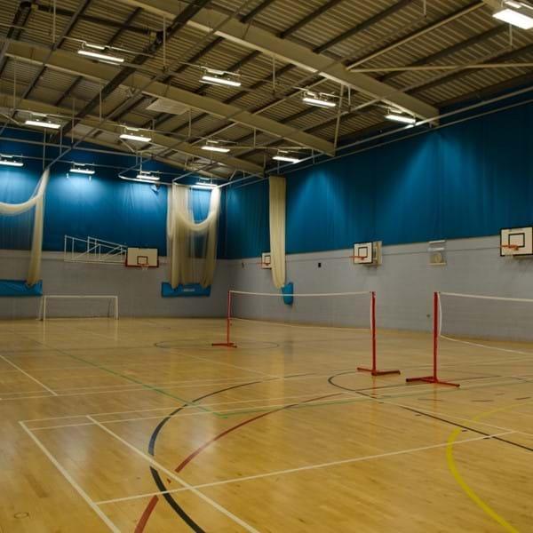 Aston sports hall