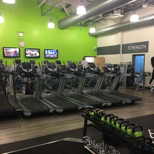 Maltby gym