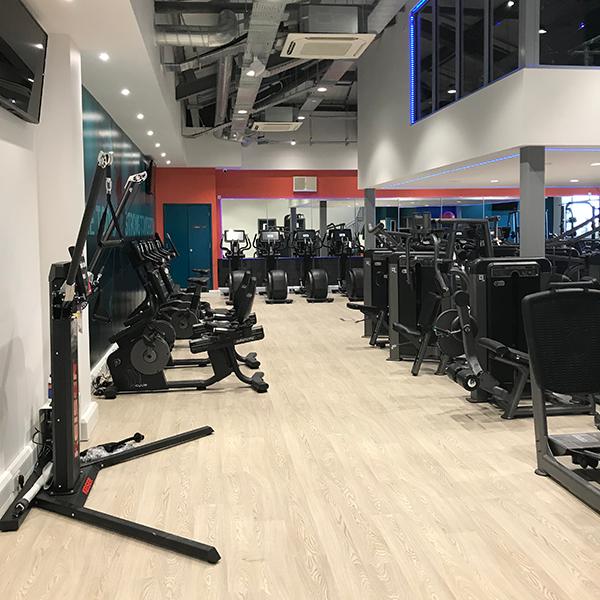 Waveney Valley gym