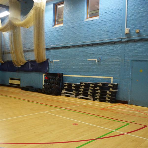Lime Kiln sports hall