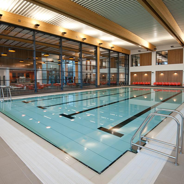 Places Leisure Eastleigh pool