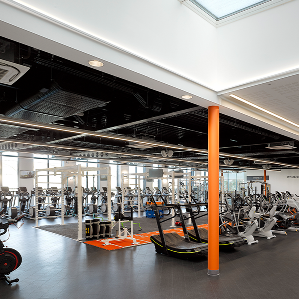 Places Leisure Eastleigh gym