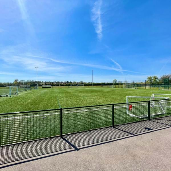 Ryeish Green Football Pitches