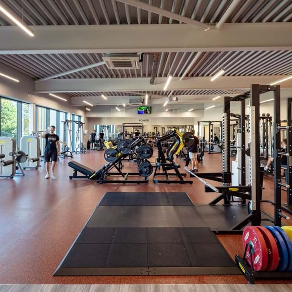 Places Leisure Camberley Gym