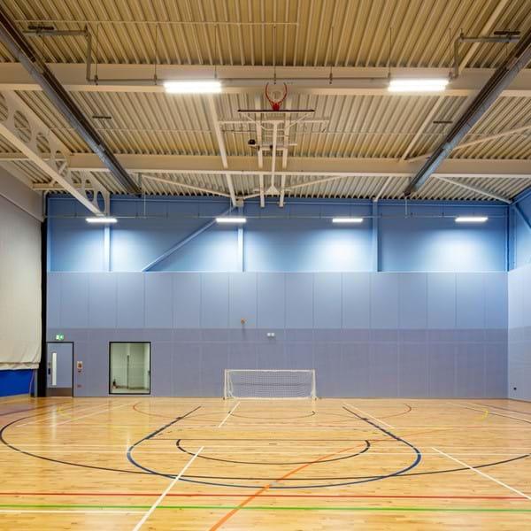 PLC Sports Hall