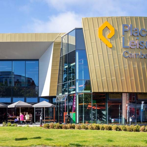 Places Leisure Camberley Exterior